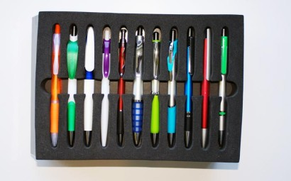 pens-sorted